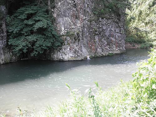 川遊び02